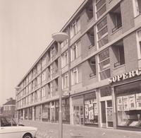 Bergen Op Zoom Zuivelstraat Pand Jamin 1968 JAM165 - Bergen Op Zoom