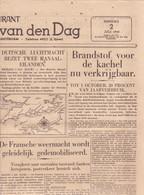 Amsterdam De Courant 2 Juli 1940 KE188 - General Issues