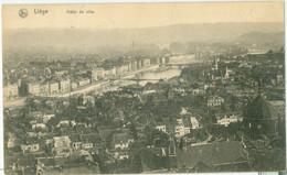 Liège; Hôtel De Ville (et Panorama) - Non Voyagé. (Nels - Bruxelles) - Liege