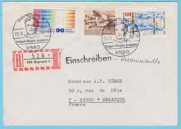 J.P.S. 31 - Allemagne - Compositeur - Oblitération - N° 33 - Wagner - Muziek