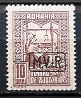 Deutsche Besetzung - Militärverwaltung In Rumänien Zwangszuschlagsmarken Mi. 3 Ungebraucht (1846) - Occupation 1914-18