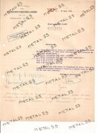 Syndicat Des Exploitants Forestiers & Scieurs De La Région D'Anor, Fourmies, 1942 - 1900 – 1949