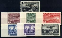 España Nº 619, 614s/19s. Año 1931 - 1931-50 Nuevos & Fijasellos
