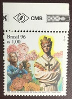 Brazil 1996 Our Lady Of Salette Anniversary MNH - Nuevos