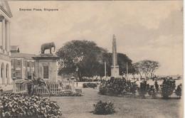 Singapore Postcard Empress Place - Singapore