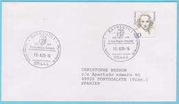 J.P.S. 31 - Allemagne - Compositeur -Oblitération.- N° 69 - Wagner - - Muziek