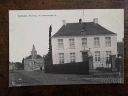 Thielen - Pastorij En Gemeentehuis - Unclassified