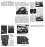 """L'INSTITUT De """" PAPYROLOGIE """" COLLEGE SAINTE-BARBE De La  FACULTE DES LETTRES à PARIS    1924 - Archéologie"""