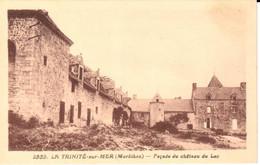 La Trinité-sur-Mer - Façade Du Château Du Lac - La Trinite Sur Mer
