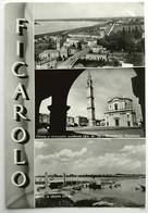 FICAROLO (ROVIGO) - Vedutine - Rovigo