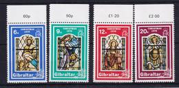 Gibraltar: 1976   Christmas    MNH - Gibraltar