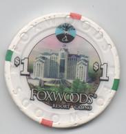 Foxwoods Resort Casino CT $1 - Casino