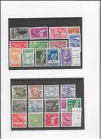 NICARAGUA - 1949 - 10EME Championnat Amateur De Baseball - 26 Valeurs - Dont 2 Sur Le Scoutisme - Unused Stamps