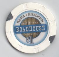 Roadhouse Casino & Hotel : Tunica MS : $1 - Casino