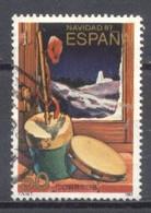 España ,1987, Edifil 2926,Navidad(usado) - 1981-90 Usados