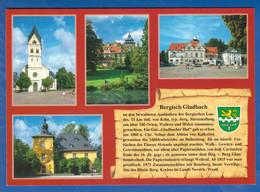Deutschland; Bergisch Gladbach; Multibildkarte - Bergisch Gladbach