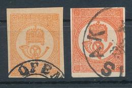 1871. Newspaper Stamp - Kranten