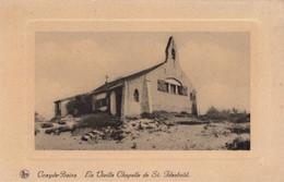 CPA - BELGIQUE - COXYDE BAINS - La Vieille Chapelle De St Idesbald - Non Classificati