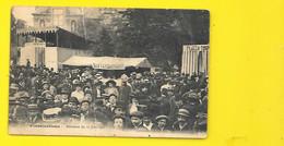 FONTAINEBLEAU Rare Kermesse Du 12 Juin 1910 (Ménard) Seine Et Marne (77) - Fontainebleau