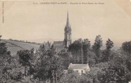 CHATEAUNEUF DU FAOU     ND DES PORTES - Châteauneuf-du-Faou