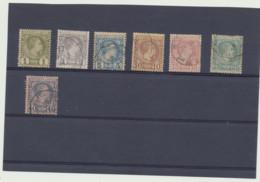 1 à 6   OBLIT   SAUF 1 NEUF * - Used Stamps