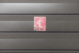 FRANCE - Type Semeuse  N° 228 - Variété Surcharge Déplacée - Neuf - L 89044 - Variétés: 1921-30 Neufs