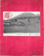 SUISSE - LA COMBALLAZ Et Le Mont D'Or - 150221 - - VD Vaud