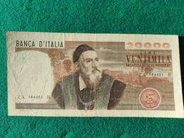 Italia  20000 Lire 1975 - 20000 Lira