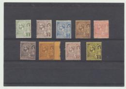 11/12/13/14/15/17/18/19/20    NEUF *    COTE 500 EUROS - Used Stamps