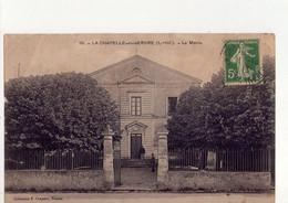 CPA - DIVERS 330 - LA CHAPELLE SUR ERDRE - LA MAIRIE - FORMAT PAPIER - - Andere Gemeenten