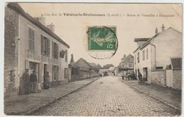 Une Rue De VOISINS-LE-BRETONNEUX - Route De Versailles à Dampierre - Autres Communes