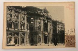 TORINO PALAZZO CARIGNANO - Palazzo Carignano