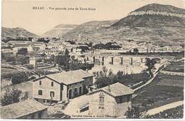 12 - MILLAU Vue Générale Prise De Terre-Noire - Millau