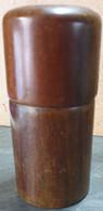 BOÎTE A CIGARES EXECUTEE EN BOIS D' AMARANTHE – 1960…. - Cigar Cases