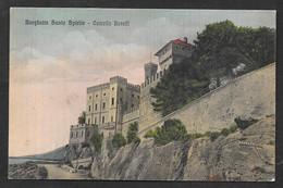 BORGHETTO SANTO SPIRITO CASTELLO BORELLI VG. 1938 SAVONA N°B085 - Savona