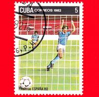CUBA - Nuovo Obliterato - 1982 - Sport - FIFA - Mondiali Di Calcio 1982 - Spagna - Italia - World Champion - 5 - Neufs