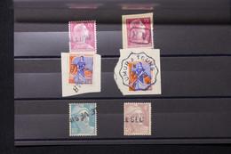 FRANCE - Lot De 6 Valeurs Pour étude D'oblitérations - L 89092 - 1921-1960: Période Moderne