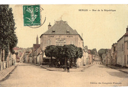 SENLIS - Rue De La République - Senlis