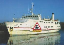 Bac Acadie Pour Quiberon, Dans Le Port Du Palais à Belle-Ile-en-Mer (56) - - Ferries