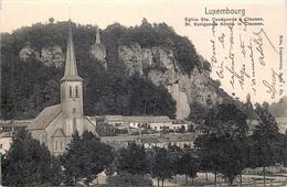 Luxembourg - Eglise Ste Cunégonde à Clausen - Edit.  Nels Série 1 N° 52 - Altri