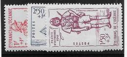 Océanie N°135/137 - Neufs ** Sans Charnière - TB - Unused Stamps