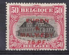 Belgique: OC61* Avec Charnière - [OC55/105] Eupen/Malmedy