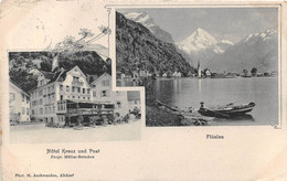 SUISSE - BURGENSTOCK - Hotel Kreuz Und Post - Flüelen - UR Uri