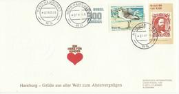 Brazilie Brief Uit Novo Hamburgo (717) - Cartas