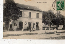 AUTREY-LES-CERRE LA GARE - Altri Comuni