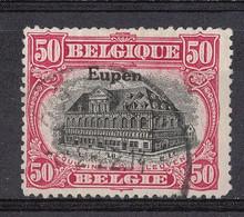 Belgique: OC95  Oblitéré - [OC55/105] Eupen/Malmedy