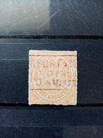 CONF ALLEMAGNE NORD . 1868. N°8 Oblitéré . Côte YT 2020 : 55,00 € - Conf. De L' All. Du Nord