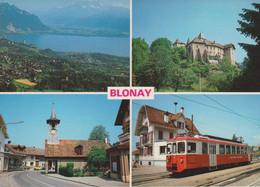Souvenir De Blonay (Suisse)  - - VD Waadt