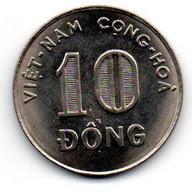 Vietnam 10 Dong 1971 Griffures SPL - Vietnam