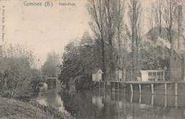 CPA - BELGIQUE - COMINES - Le Petit Pont - Non Classés